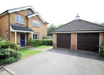 Thumbnail 4 bedroom detached house for sale in Suffolk Close, London Colney