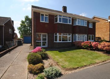 Thumbnail 3 bedroom semi-detached house for sale in St. Gabriels Road, Southampton