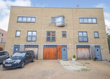 Thumbnail 4 bed town house for sale in Bertram Way, Norwich