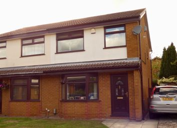 Thumbnail 3 bed semi-detached house for sale in Applewood, Chadderton, Oldham