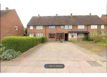 Thumbnail 3 bed terraced house to rent in Templars Field, Coventry