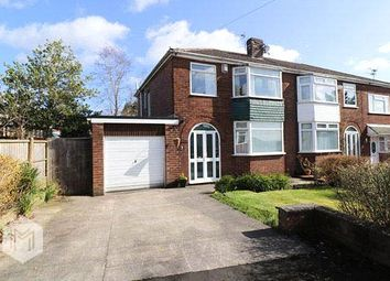Thumbnail 3 bed semi-detached house for sale in Moorfield, Boothstown, Worsley, Manchester
