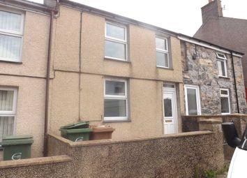 Thumbnail 3 bed terraced house for sale in Rhedyw Road, Llanllyfni, Caernarfon