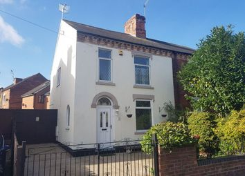 Thumbnail 3 bed semi-detached house to rent in Pinfold Lane, Stapleford, Nottingham