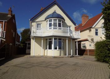 Thumbnail 6 bed detached house for sale in Marine Parade, Gorleston, Great Yarmouth