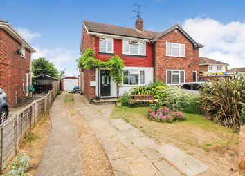 3 bed semi-detached house for sale in Skilton Road, Tilehurst, Reading RG31