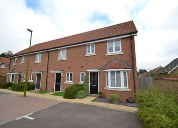 Thumbnail 3 bed end terrace house for sale in Aldermere Avenue, Cheshunt