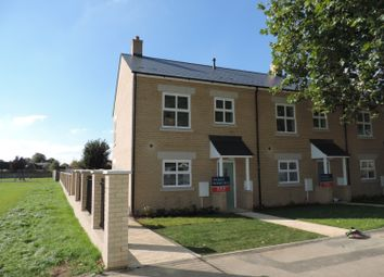 Thumbnail 3 bed end terrace house to rent in Kings Head Court, London Road, Bicester