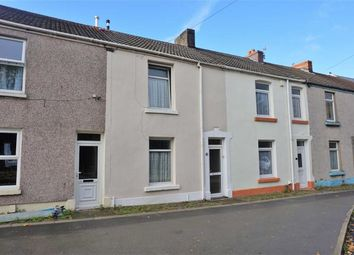 Thumbnail 2 bedroom terraced house for sale in Hamilton Street, Swansea