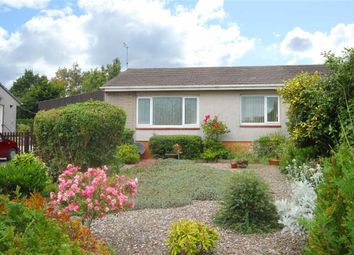 Thumbnail 2 bed semi-detached bungalow for sale in 26, Smithy Road, Balmullo, Fife
