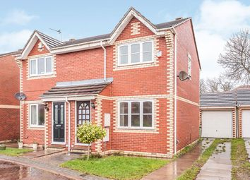 Thumbnail 3 bedroom semi-detached house to rent in Brierlands Close, Garforth, Leeds