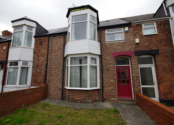 Thumbnail 4 bed terraced house to rent in Croft Avenue, Sunderland