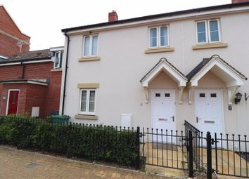 Thumbnail 3 bed terraced house to rent in Bowthorpe Drive, Brockworth, Gloucester