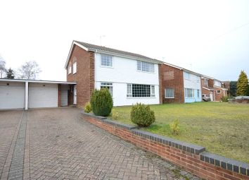 Thumbnail 3 bed detached house for sale in Church Road, Woodley, Reading