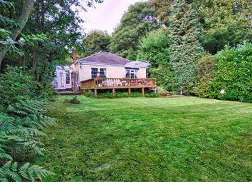 Thumbnail 4 bed detached bungalow for sale in Reacliffe Road, Rudyard, Leek