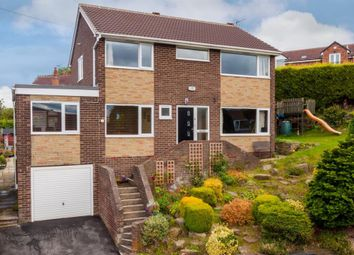 Thumbnail 4 bedroom detached house for sale in Woodhill Court, Cookridge