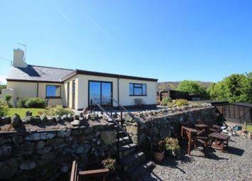 Thumbnail 3 bed detached bungalow for sale in Lon Y Bruath, Upper Llandwrog