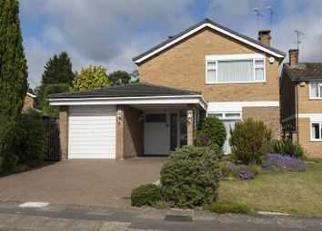 Thumbnail 4 bed detached house for sale in Cotswold Drive, Coventry
