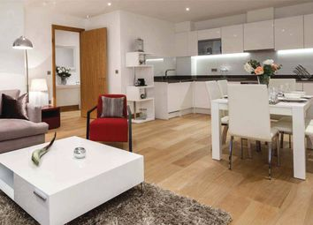 Thumbnail 2 bed flat for sale in Marine Wharf East, Harbourside, Surrey Quays, London