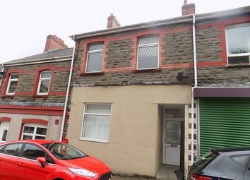Thumbnail 3 bed terraced house to rent in Commercial Road, Llanhilleth, Abertillery