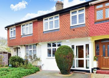 Thumbnail 3 bed terraced house for sale in Rose Walk, Berrylands, Surbiton