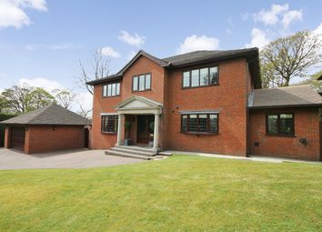 Thumbnail 4 bed detached house for sale in The Kilphin, Princess Road, Lostock, Bolton