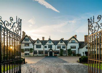 Stanbridge Manor, Stanbridge Lane, Aebridge, Romsey SO51. 3 bed maisonette