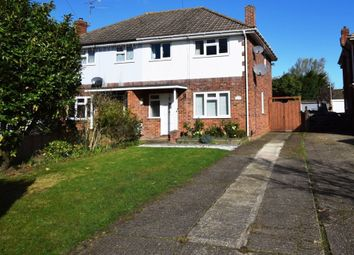 Thumbnail 3 bed semi-detached house for sale in Ash Street, Ash, Surrey