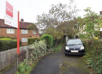 Thumbnail 2 bedroom terraced house for sale in Distaff Road, Poynton, Stockport, Cheshire