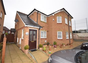 Thumbnail 2 bed flat for sale in Grace Close, Wallasey, Merseyside