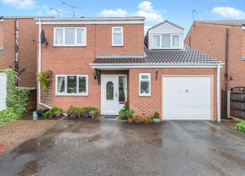 Thumbnail 4 bedroom detached house for sale in Netherton Road, Worksop