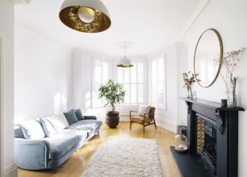 Thumbnail 3 bed flat for sale in Durlston Road, Stoke Newington, London