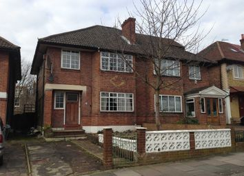 Thumbnail 4 bedroom semi-detached house to rent in St. Dunstans Avenue, London