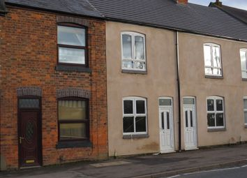 Thumbnail 2 bed terraced house for sale in Ashby Road, Hinckley