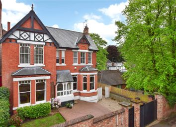 Thumbnail 6 bed detached house for sale in Mapperley Park Drive, Mapperley Park, Nottingham