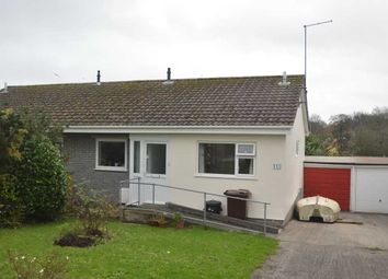 Thumbnail 2 bed bungalow for sale in Conway Road, Falmouth