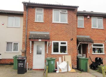 Thumbnail 2 bed town house to rent in Sedgefield Drive, Leicester