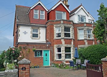 Thumbnail 6 bed property for sale in Cluny Crescent, Swanage