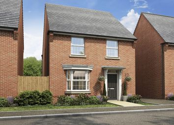 "Thumbnail 3 bedroom detached house for sale in ""Burghley"" at St. Brides Road, Wick, Cowbridge"