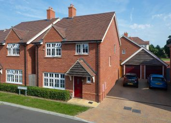 Cosford Road, Maidstone ME15. 4 bed detached house