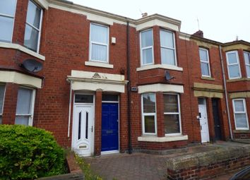 Thumbnail 2 bed flat for sale in Simonside Terrace, Heaton, Newcastle Upon Tyne