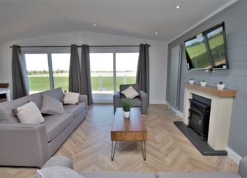 Thumbnail 2 bedroom detached bungalow for sale in Mundesley Holiday Village, Mundesley, Norwich