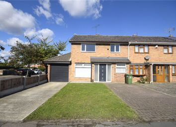 Thumbnail 3 bed end terrace house to rent in Whitmore Way, Basildon, Essex