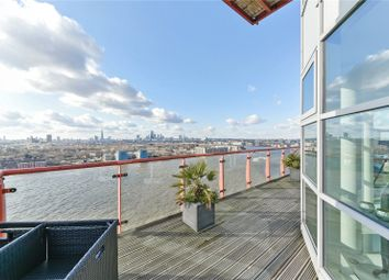 2 bed flat for sale in Seacon Tower, 5 Hutchings Street, Canary Wharf, London E14