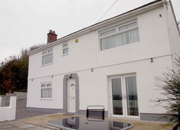Thumbnail 3 bedroom detached house for sale in Graig Road, Morriston, Swansea
