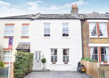 Thumbnail 4 bed terraced house for sale in Faraday Road, London