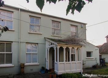 Thumbnail 2 bed cottage to rent in Newport Road, Roath, Cardiff
