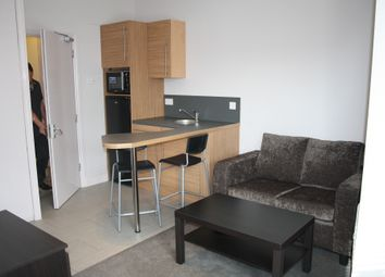 Thumbnail 1 bed flat to rent in Trewhitt Road, Heaton