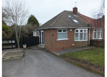 Thumbnail 3 bed bungalow for sale in Pontypridd Road, Barry
