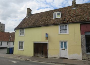 Thumbnail 2 bedroom town house for sale in Cobblers Court, St. Andrews Street, Mildenhall, Bury St. Edmunds